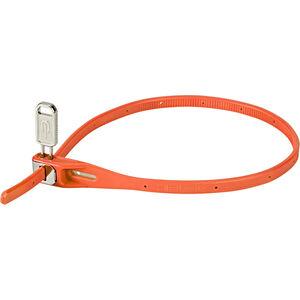 Hiplok Z-Lok Kabelbinderschloss 40cm orange orange