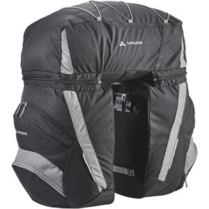 VAUDE SE Traveller Comfort 2 Bike Bag black/anthracite black/anthracite