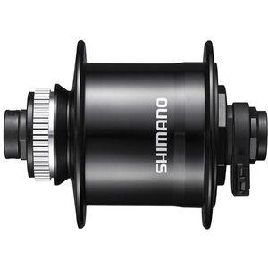 Shimano Nexus DH-UR705-3 Nabendynamo Centerlock Disc Schnellspanner black black