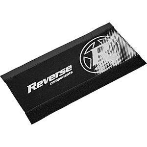 Reverse Neoprene Chainstay Guard schwarz/weiß schwarz/weiß