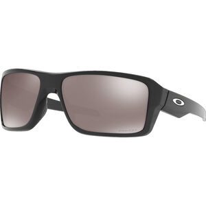 Oakley Double Edge Brille polished black/prizm black polarized polished black/prizm black polarized