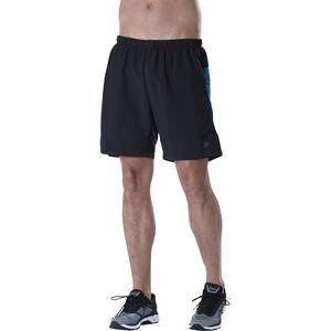 asics 7In Shorts Men Performance Black/Directoire Blue bei fahrrad.de Online