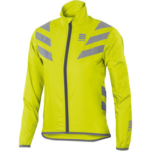 Sportful Reflex 2 Jacket Kids Yellow Fluo