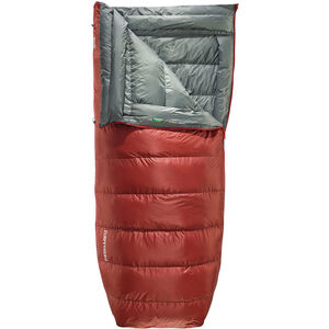 Therm-a-Rest Dorado HD Sleeping Bag Large rust rust