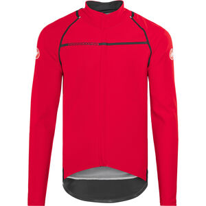 Castelli Perfetto Convertible Jacket Herren red red