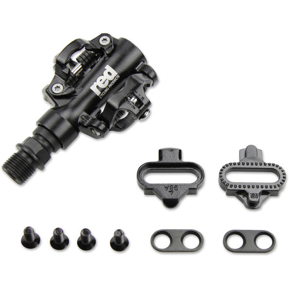 Red Cycling Products PRO Mountain System Pedals