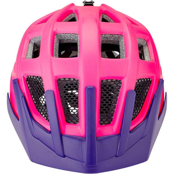 KED Kailu Helmet Kinder pink purple matt
