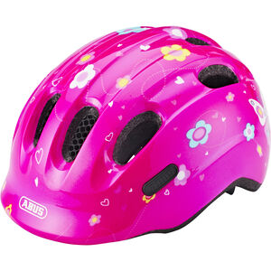 ABUS Smiley 2.0 Helmet Kinder pink bttrfly pink bttrfly