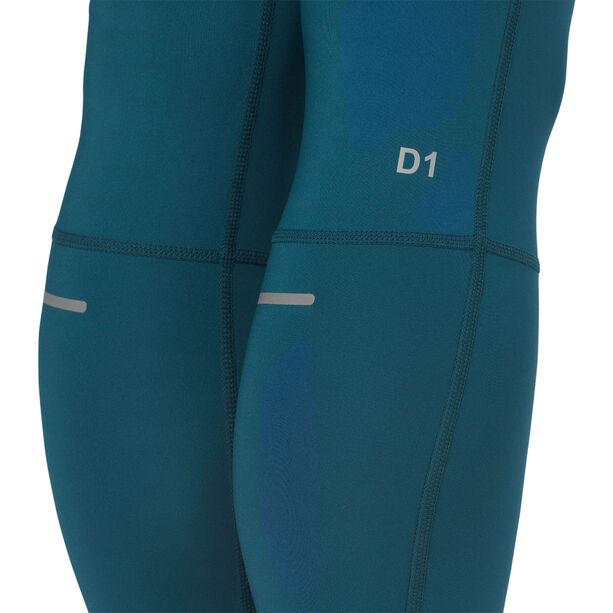 asics 7/8 Tights Damen blue steel