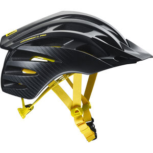 Mavic Crossmax SL Pro MIPS Helmet Herren black/yellow mavic