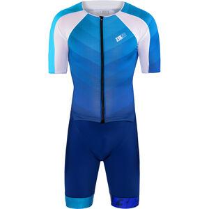Z3R0D Racer Time Trial Trisuit Herren dark blue/atoll dark blue/atoll