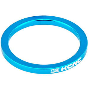 "KCNC Headset Spacer 1 1/8"" 8mm blau blau"