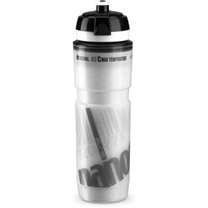 Elite Nanogelite Thermoflasche 650ml weiß/grau bei fahrrad.de Online