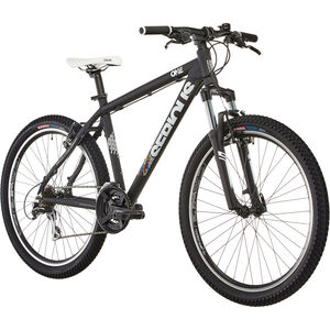 Serious One mat black bei fahrrad.de Online