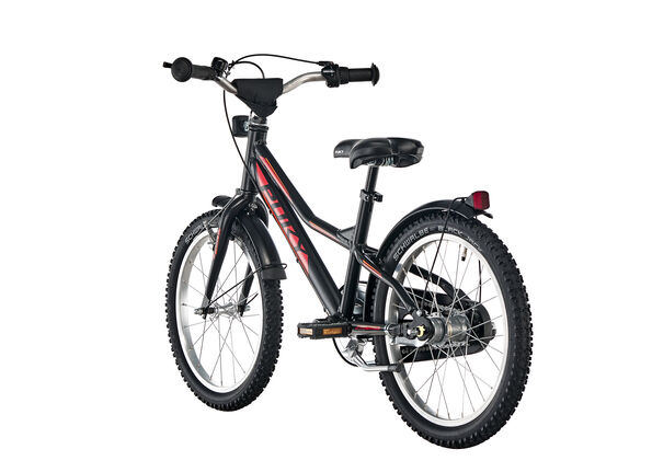 Puky ZLX 18-3 Fahrrad Jungs schwarz