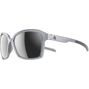 adidas Aspyr Glasses grey transparent/chrome grey transparent/chrome