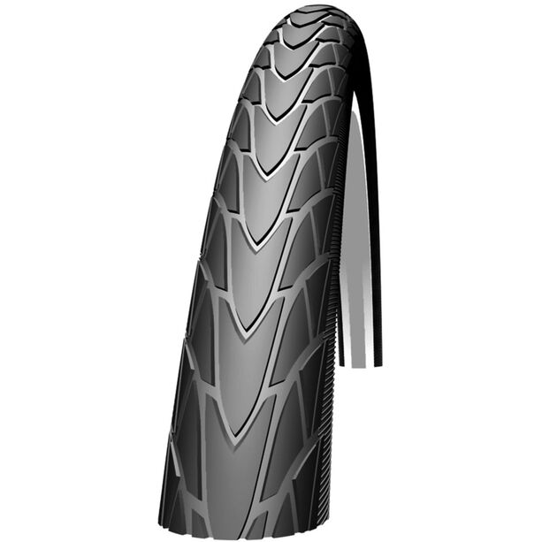 SCHWALBE Marathon Racer Reifen Performance, 16 Zoll, Lite, Draht, Reflex