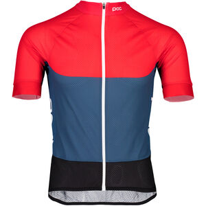 POC Essential Road Light Jersey Herren lead blue/prismane red lead blue/prismane red