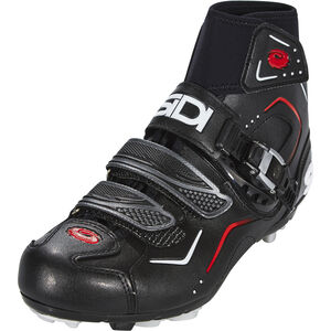 Sidi Breeze Rain Shoes Herren black black