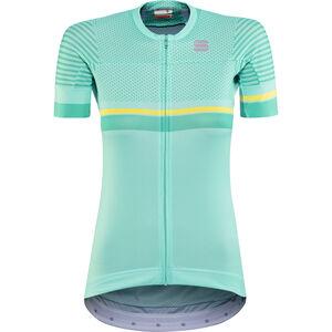 Sportful Diva 2 Jersey Damen miami green/bora green/tweety miami green/bora green/tweety