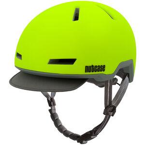 Nutcase Tracer Helmet Spark Yellow Matte bei fahrrad.de Online