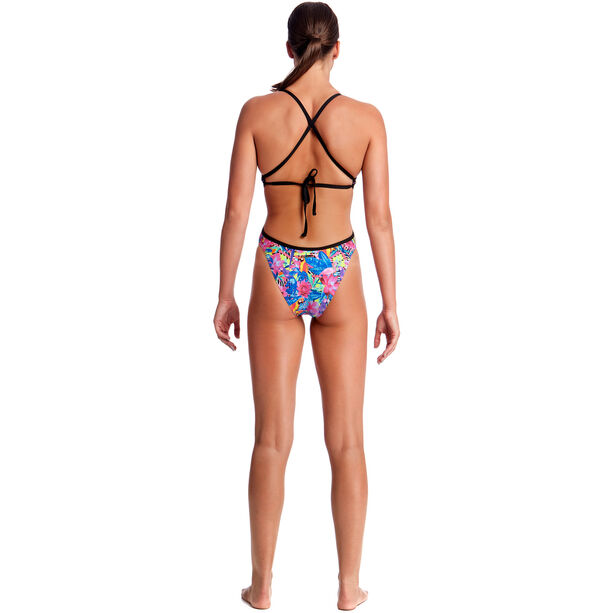 Funkita Cut Away One Piece Swimsuit Damen club tropo