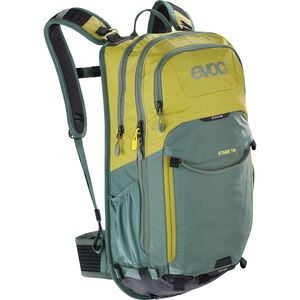 EVOC Stage Backpack 18l Moss Green/Olive bei fahrrad.de Online