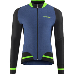 Etxeondo Bomber Jacket Men blue/green