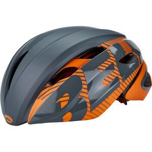 Bell Z20 Aero MIPS Helmet matte/gloss slate/orange matte/gloss slate/orange