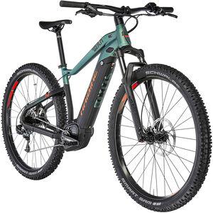 HAIBIKE SDURO HardNine 8.0 schwarz/olive/orange matt bei fahrrad.de Online
