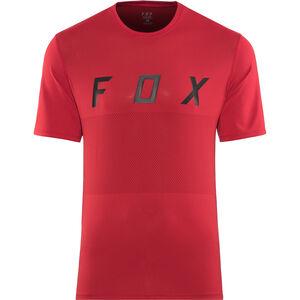 Fox Ranger Fox SS Jersey Herren cardinal cardinal