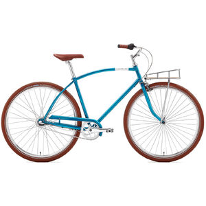 Creme Glider Solo 3-speed 2017 ocean blue bei fahrrad.de Online