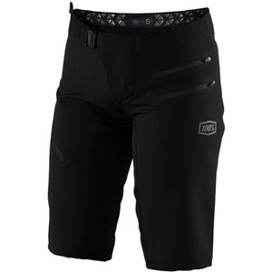 100% Airmatic Shorts Damen black black