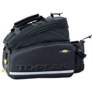 Topeak MTX Trunk Bag DX Gepäckträgertasche schwarz schwarz