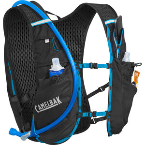 CamelBak Ultra 10 Trinkrucksack Weste black/atomic blue black/atomic blue