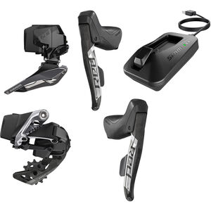 SRAM RED eTap AXS Road D1 Road Kit 2x12-fach schwarz