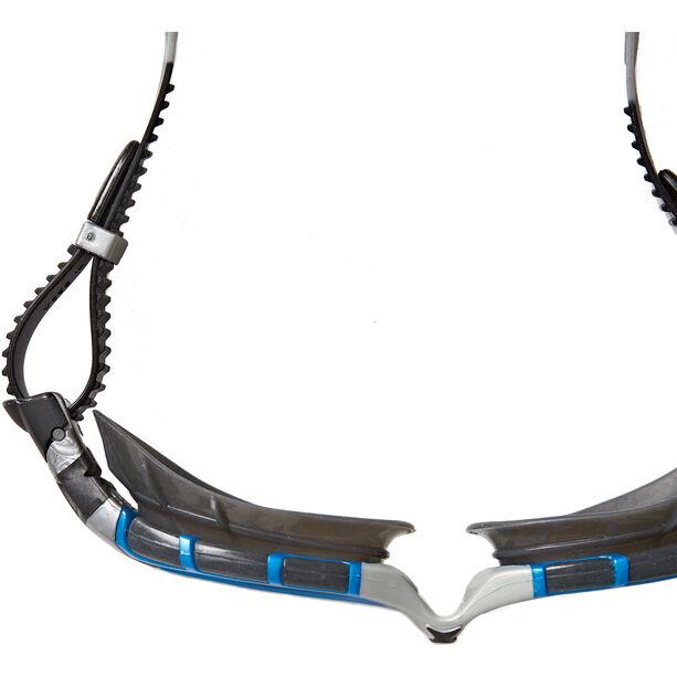 Zoggs Predator Flex Polarized Ultra Reactor Goggles M blue/metallic silver/copper