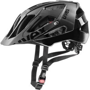 UVEX Quatro Helmet black mat black mat