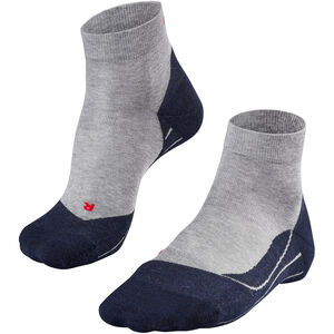 Falke RU4 Short Running Socks Herren light grey light grey