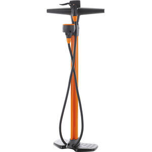 SKS AirWorx 10.0 Stand-Luftpumpe orange orange