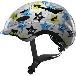 ABUS Anuky Helmet Kinder white star white star