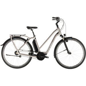 Cube Town Hybrid SL 500 Trapez Silver'n'White bei fahrrad.de Online