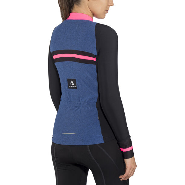 Etxeondo Bomber Jacket Damen blue/pink blue/pink