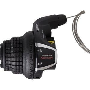 Shimano Tourney SL-RS35 Griffschalter Links 3-fach Schelle inklusive Zug schwarz schwarz