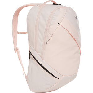 The North Face Isabella Backpack Damen pink salt light heather/tnf black pink salt light heather/tnf black