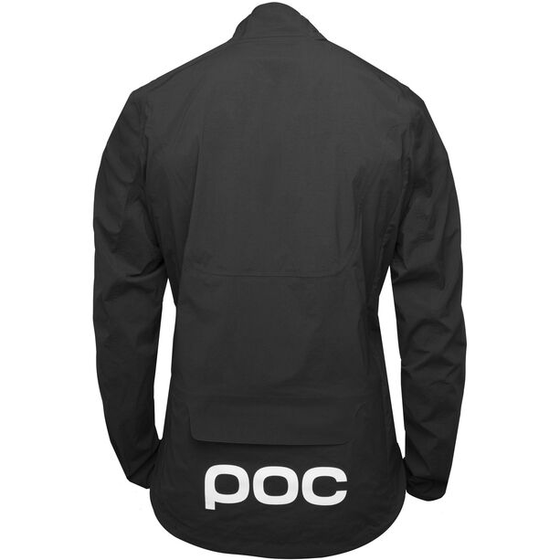 POC Essential Road Splash Jacket Herren uranium black