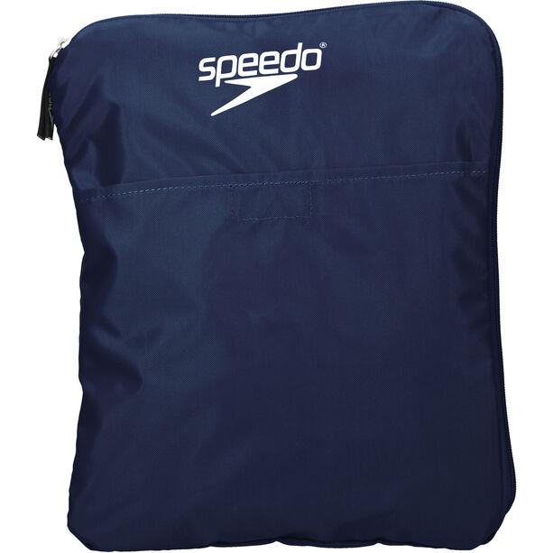 speedo Deluxe Ventilator Mesh Bag 35l navy