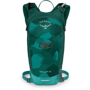 Osprey Salida 8 Backpack Damen teal glass teal glass