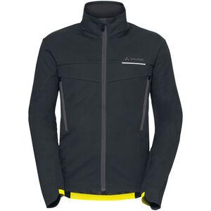 VAUDE Larrau Softshell Jacket Men phantom black bei fahrrad.de Online