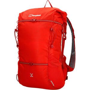 Berghaus Fast Hike 20 Backpack volcano/red dahlia volcano/red dahlia